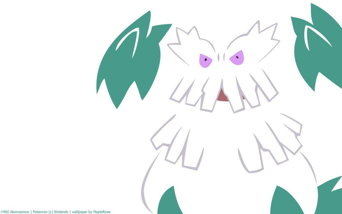 Abomasnow Pokemon – WallDevil