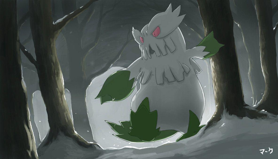 Pokemon: Abomasnow 2 by mark331 on DeviantArt
