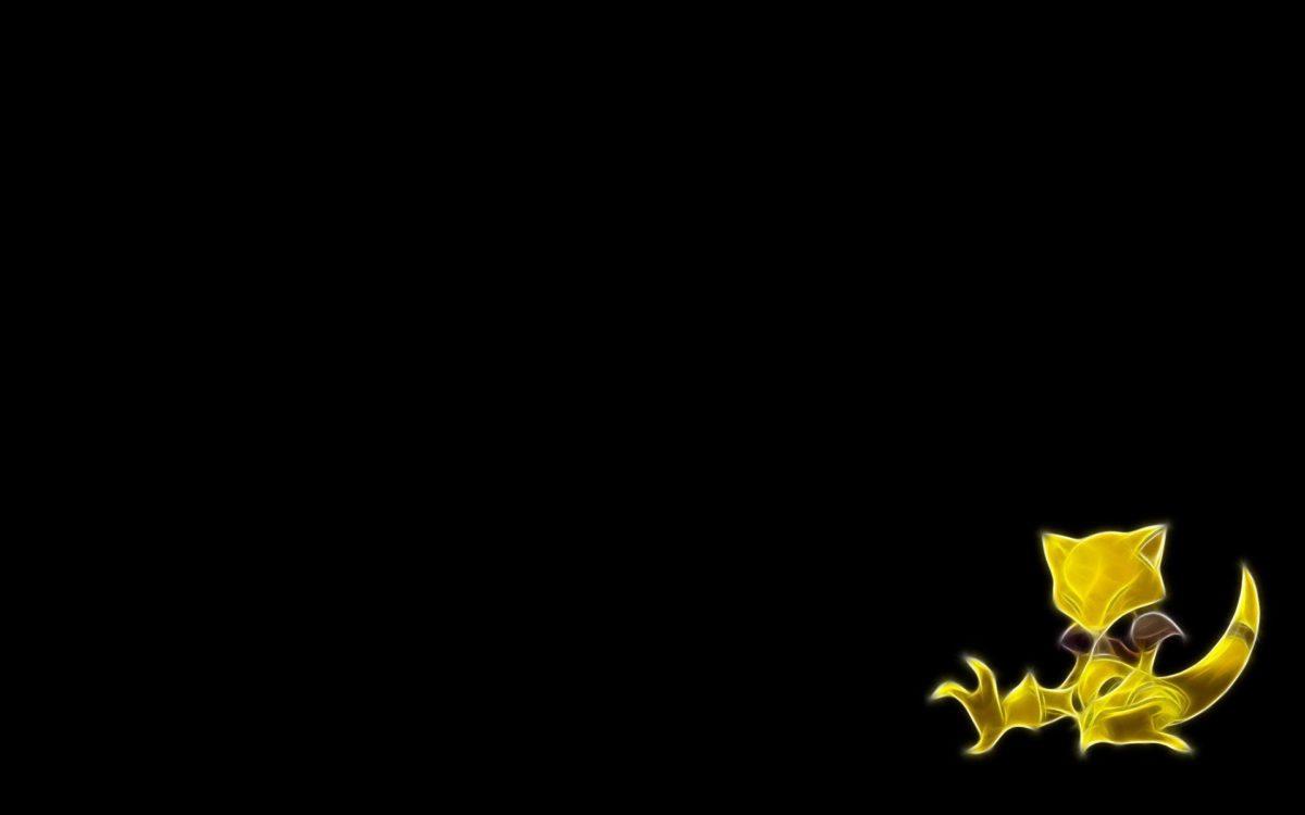 6 Abra (Pokémon) Fondos de pantalla HD | Fondos de Escritorio …