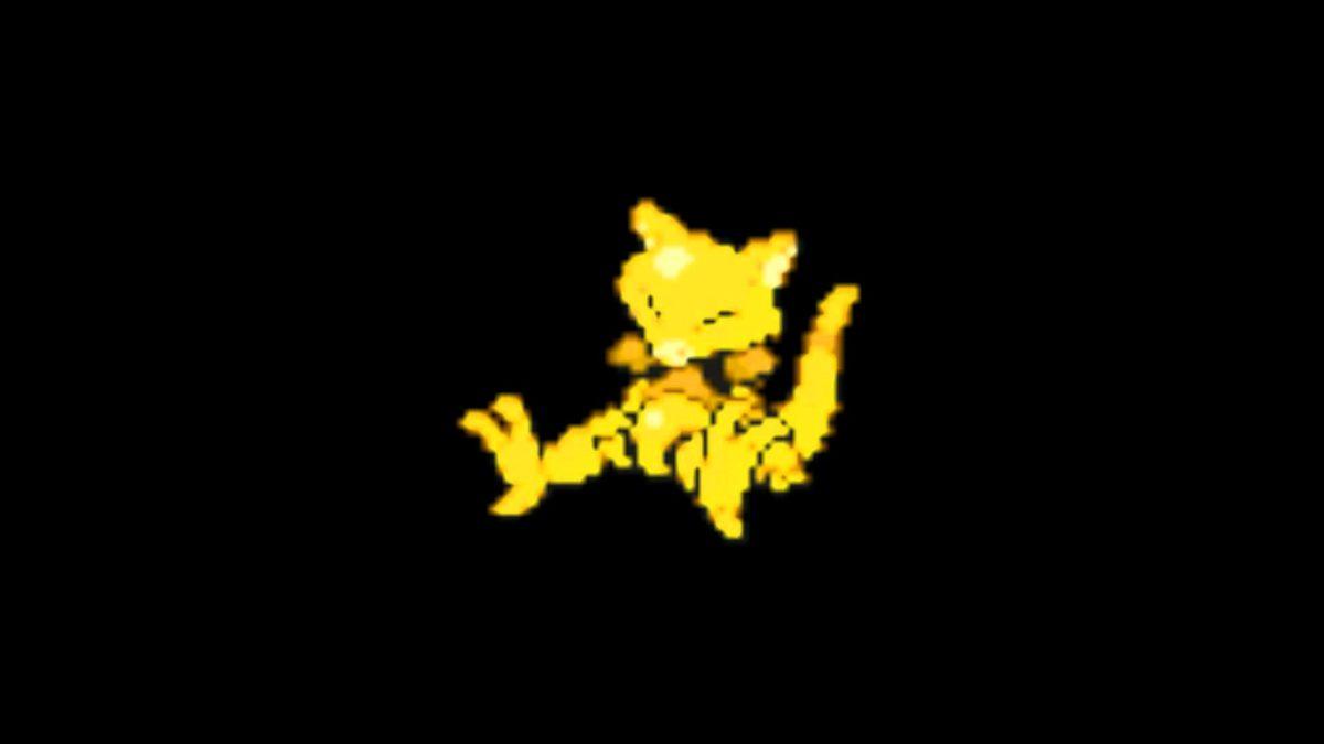 Pokémon – Abra (Cry) – YouTube