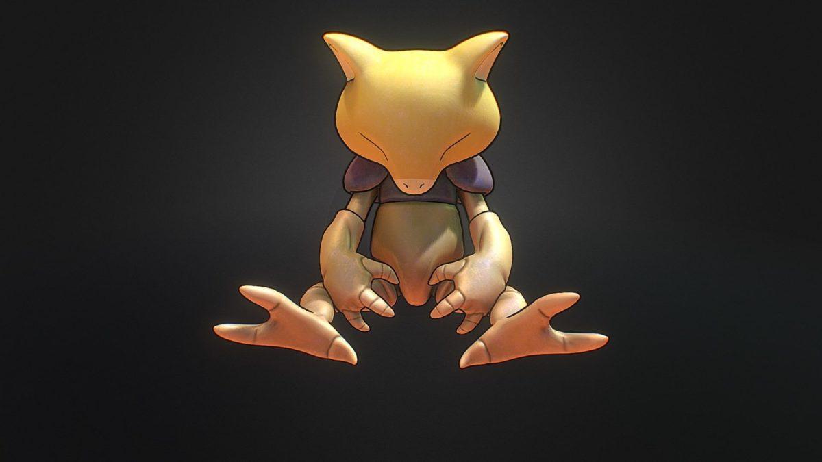 Psychic Type Pokemon Abra And It's Evolutions | Stillunfold