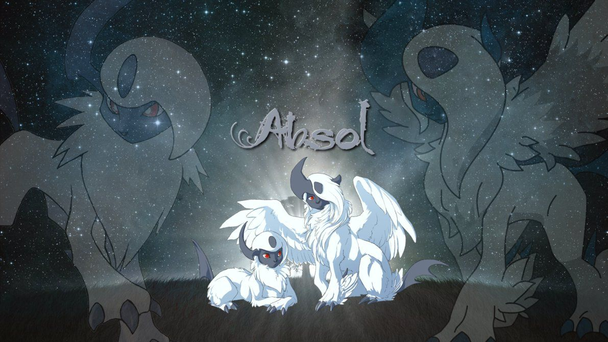 Absol Wallpaper by Thoron95 on DeviantArt