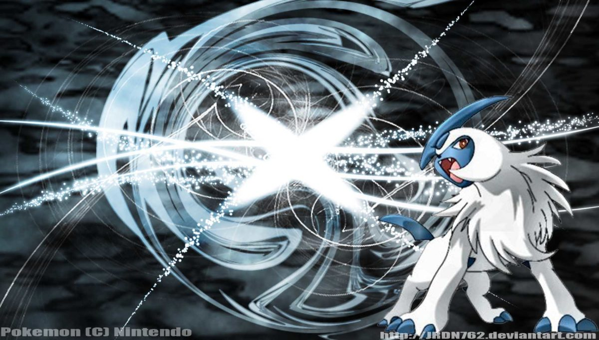 Wallpapers For > Absol Pokemon Wallpaper