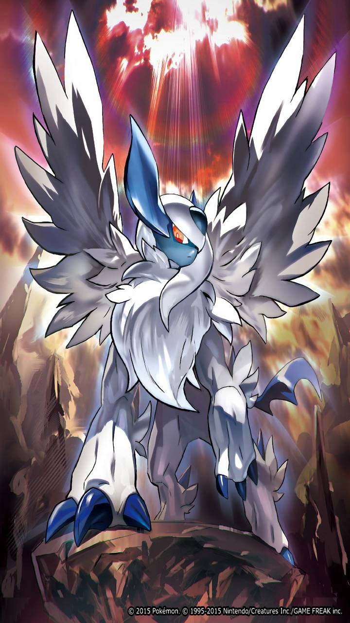 Mega Absol wallpaper by toxictidus • ZEDGE™ – free your phone