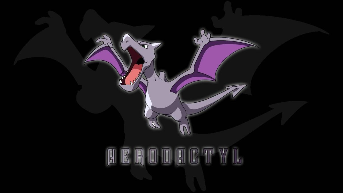 Pokemon Aerodactyl 396709 – WallDevil