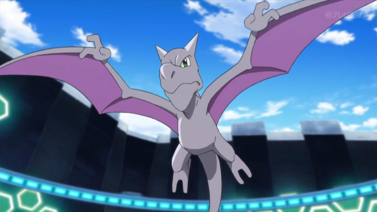 Trevor's Aerodactyl | Pokémon Wiki | FANDOM powered by Wikia
