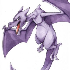 download Aerodactyl by Yushiko on DeviantArt