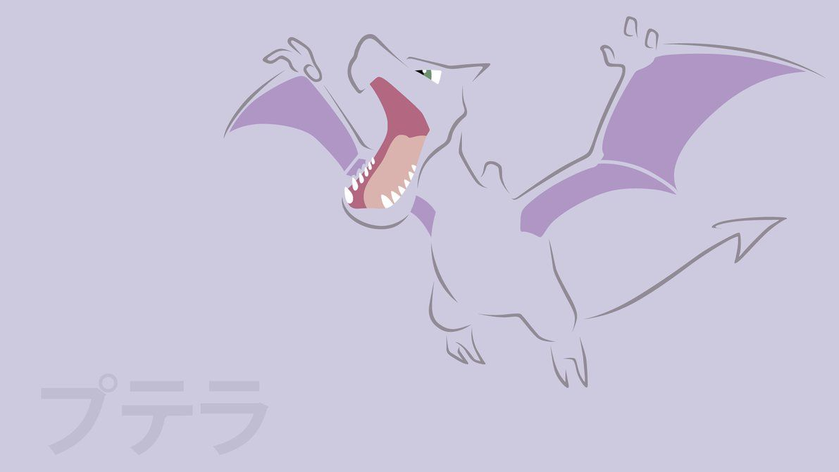Aerodactyl by DannyMyBrother on DeviantArt