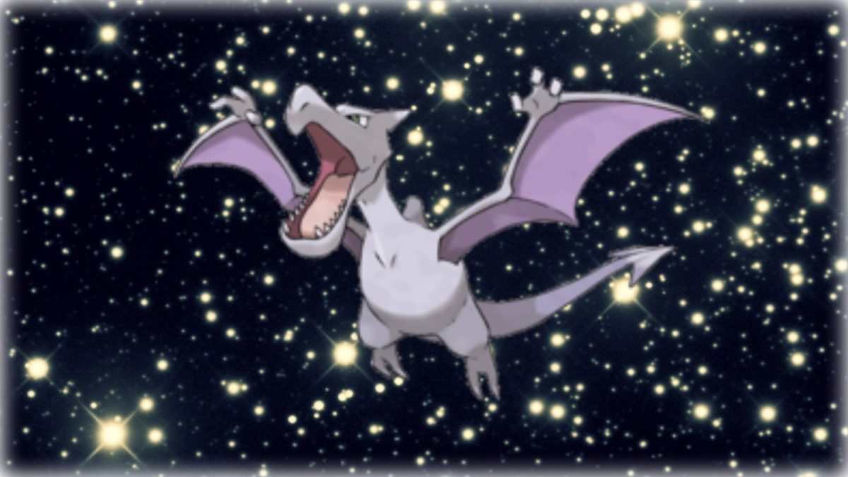 Aerodactyl Moveset/Strategy Guide (First Video!) Pokemon Showdown …