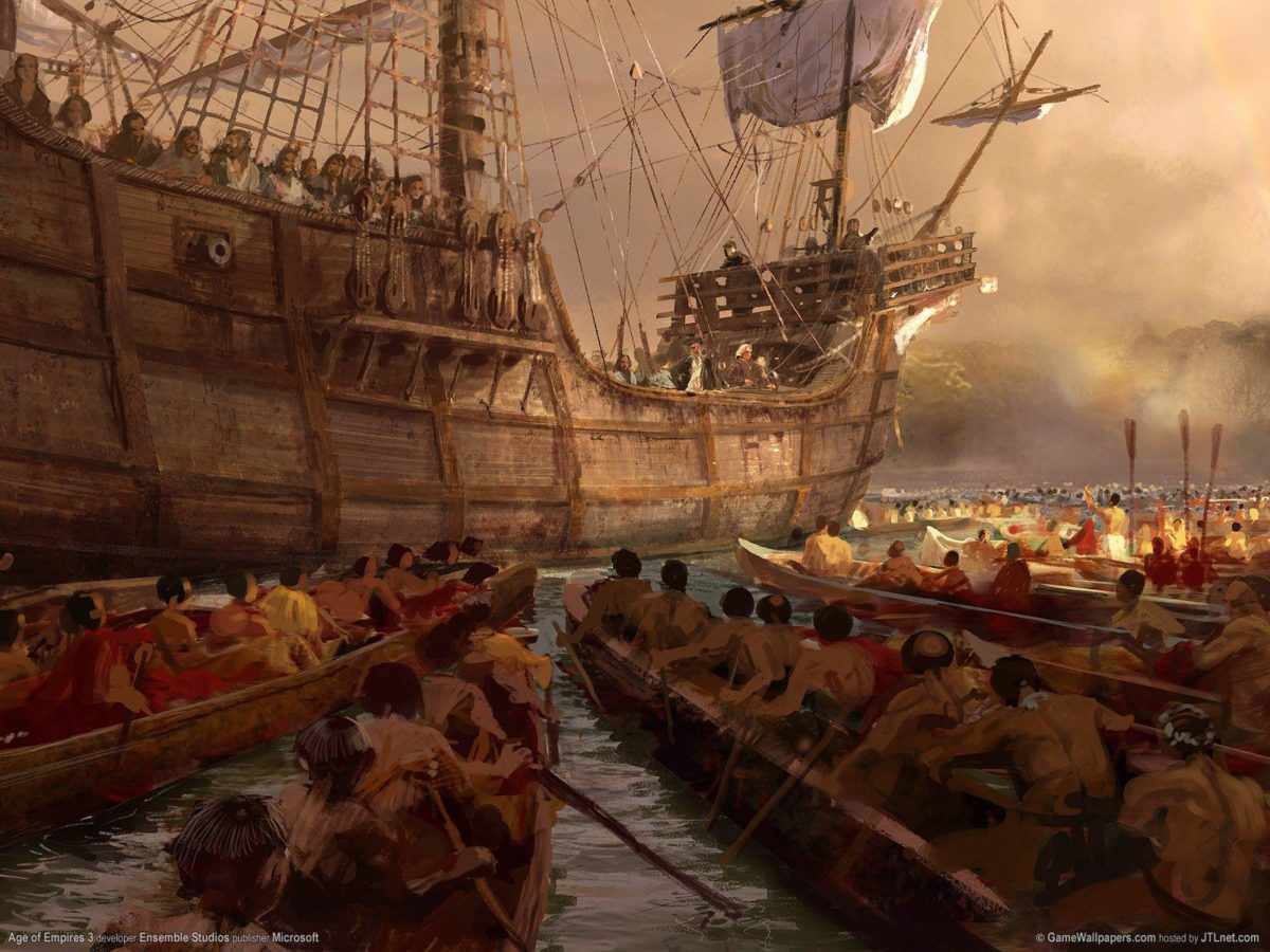 Age of Empires 3 free Wallpapers (11 photos) for your desktop …