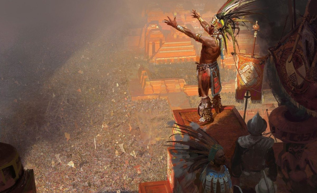 19 Age Of Empires III HD Wallpapers | Backgrounds – Wallpaper Abyss