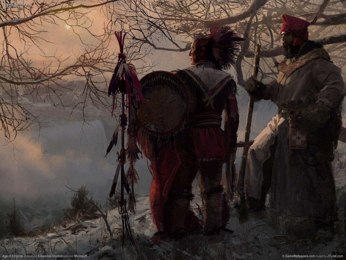 Wallpapers de el Age of empires III HD – Taringa!