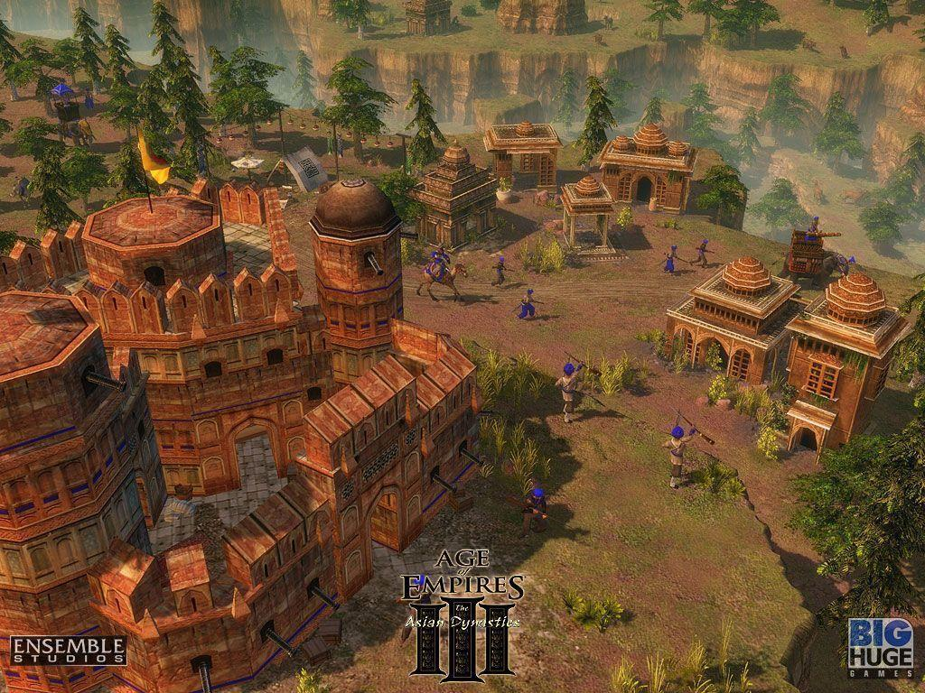 Wallpapers Age of Empires Age of Empires 3 Games Image #75789 Download