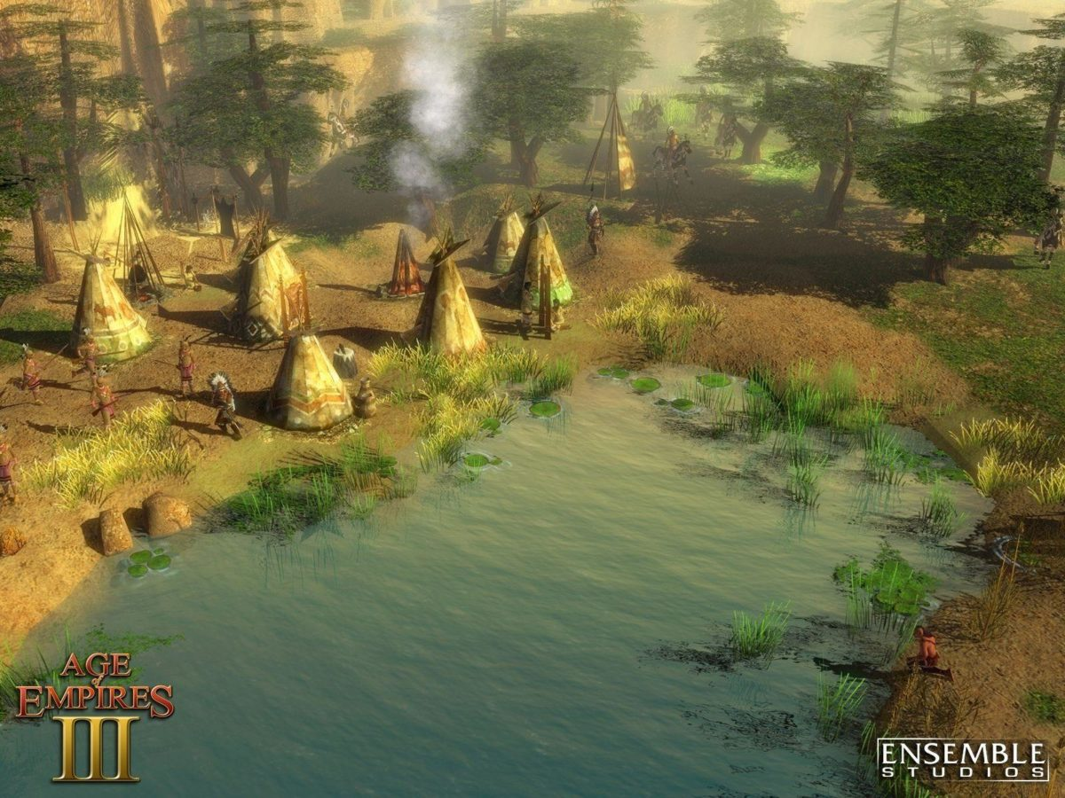 4 Age Of Empires III: The Asian Dynasties HD Wallpapers …