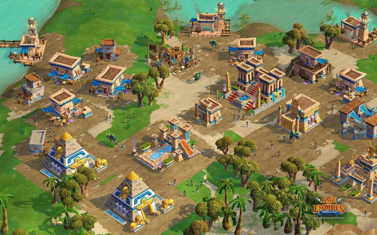 Age Of Empires Computer Wallpapers, Desktop Backgrounds …