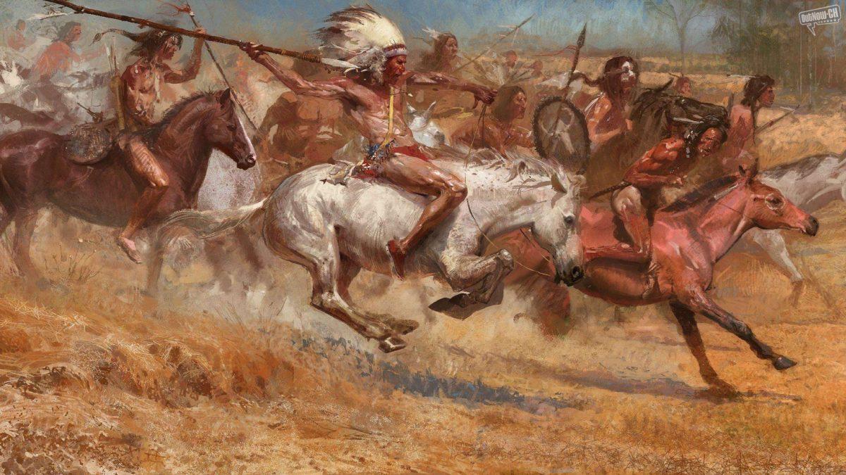1920×1080 Age of Empires 3: War Chiefs desktop PC and Mac wallpaper