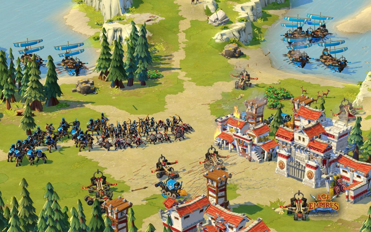 Age of Empires wallpapers Archives | HD Wallpapers