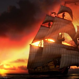 download Age of Pirates : Desktop and mobile wallpaper : Wallippo