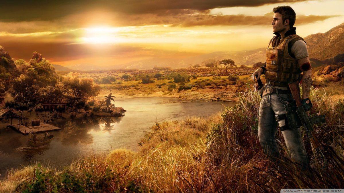 Far Cry 2 1 HD desktop wallpaper : Widescreen : High Definition