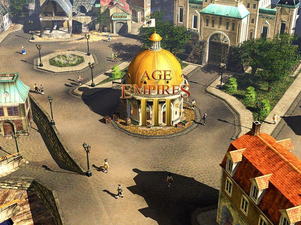 Age of Empires III < Games < Entertainment < Desktop Wallpaper