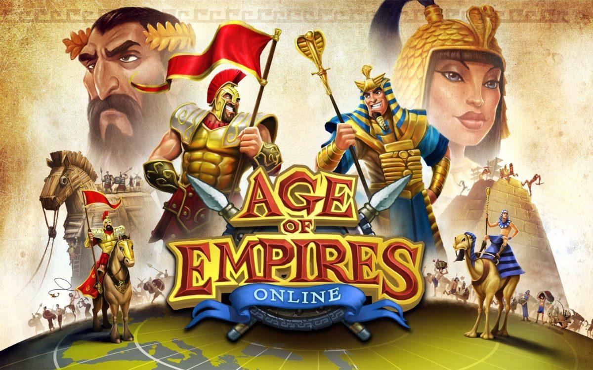 Wallpaper Age of Empires Online – HD Wallpaper Expert