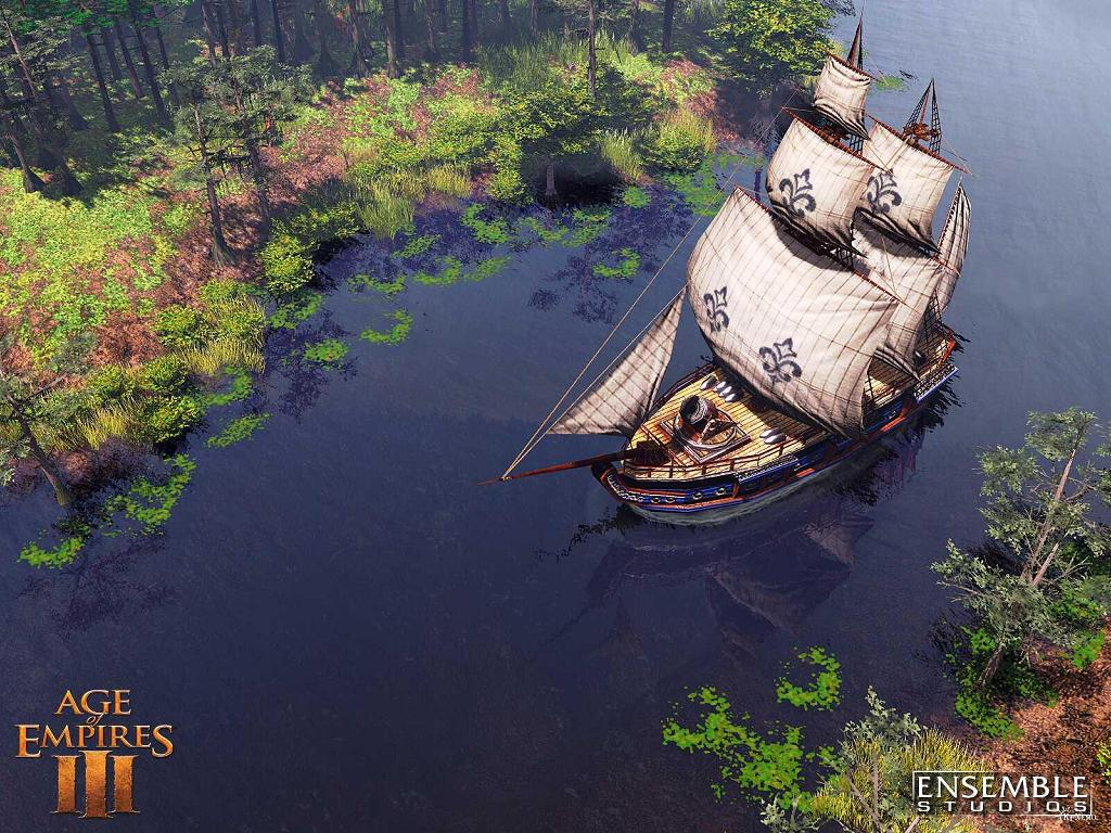 My Free Wallpapers – Games Wallpaper : Age of Empires III