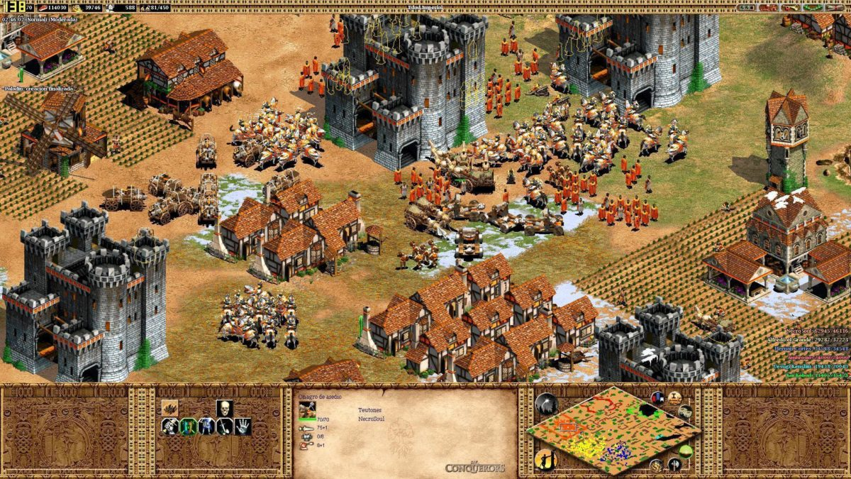 Gallery For > Age Of Empires Wallpapers