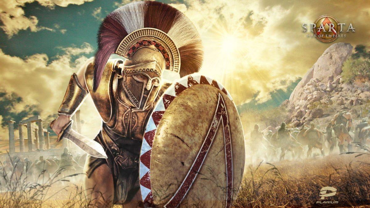 Sparta: War Of Empires | Wallpapers | Plarium.com
