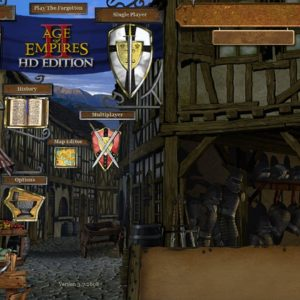 download Age of Empires II HD Main Menu picture – ID: 4728