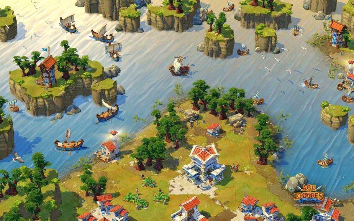 Age Of Empires Online Desktop Backgrounds | HD Wallpapers