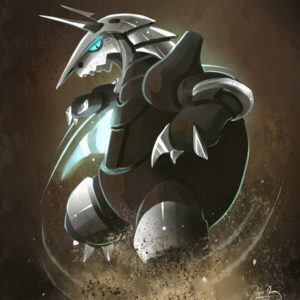 download Aggron– fav steel type pokemon. Tough choice between Aggron and …