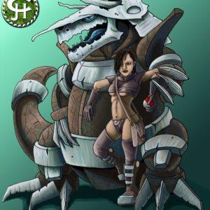 download Pokemon – Aggron by cjhonline on DeviantArt