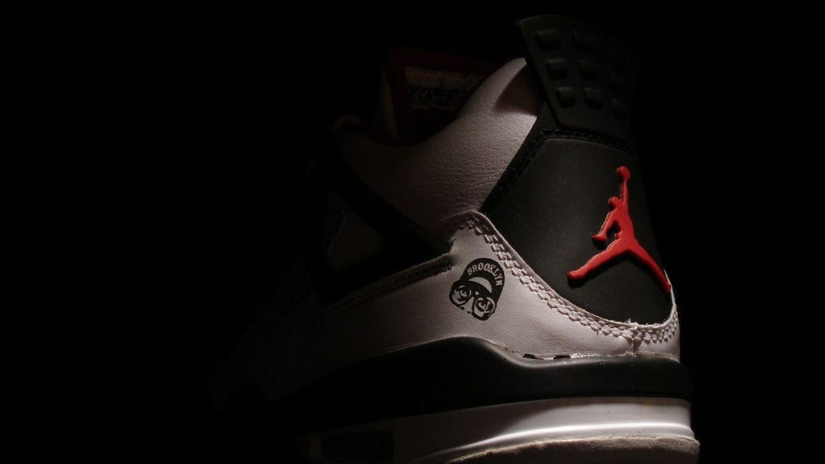 Pix For > Air Jordan Shoes Wallpaper