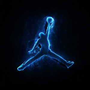 download Jordan Logo Wallpaper HD | HD Wallpapers, Backgrounds, Images, Art …