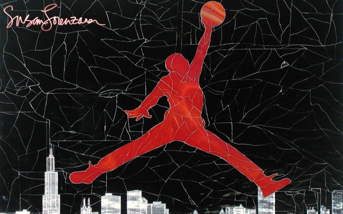 Air Jordan Logo Wallpapers Free Download | HD Wallpapers …