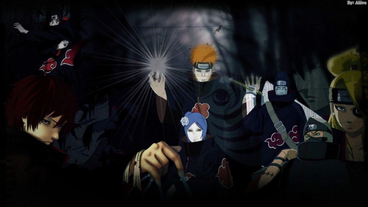 Naruto Shippuden Akatsuki HD Wallpaper – Beraplan.com