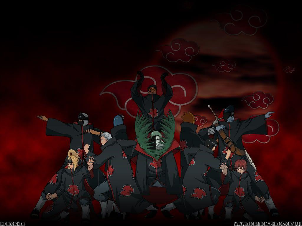 Akatsuki Wallpaper Anime « Desktop Background Wallpapers HD