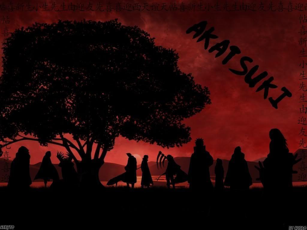Naruto Akatsuki Wallpaper Hd Resolution Hd – WallpaperZ