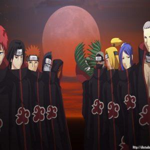 download Naruto Shippuden Akatsuki HD Background Wallpaper – Anime Powericare.