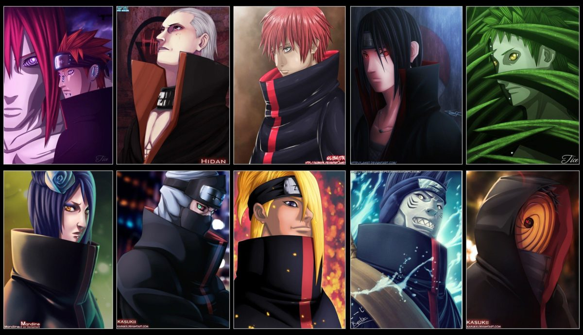 Download Naruto Wallpaper Akatsuki HD Desktop #8297 (612) Full …