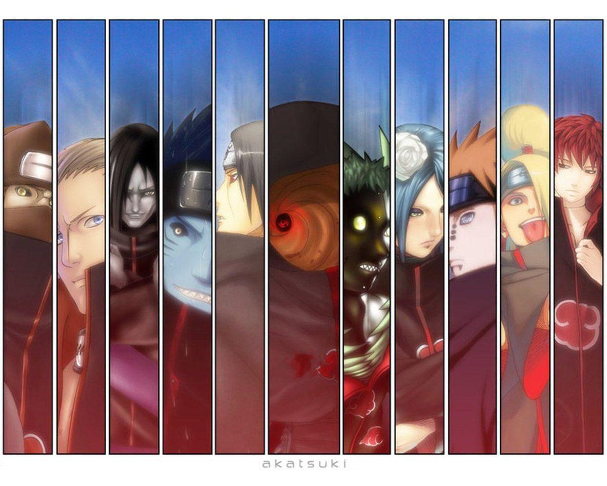 Naruto Shippuden Akatsuki 1027 Hd Wallpapers in Cartoons …