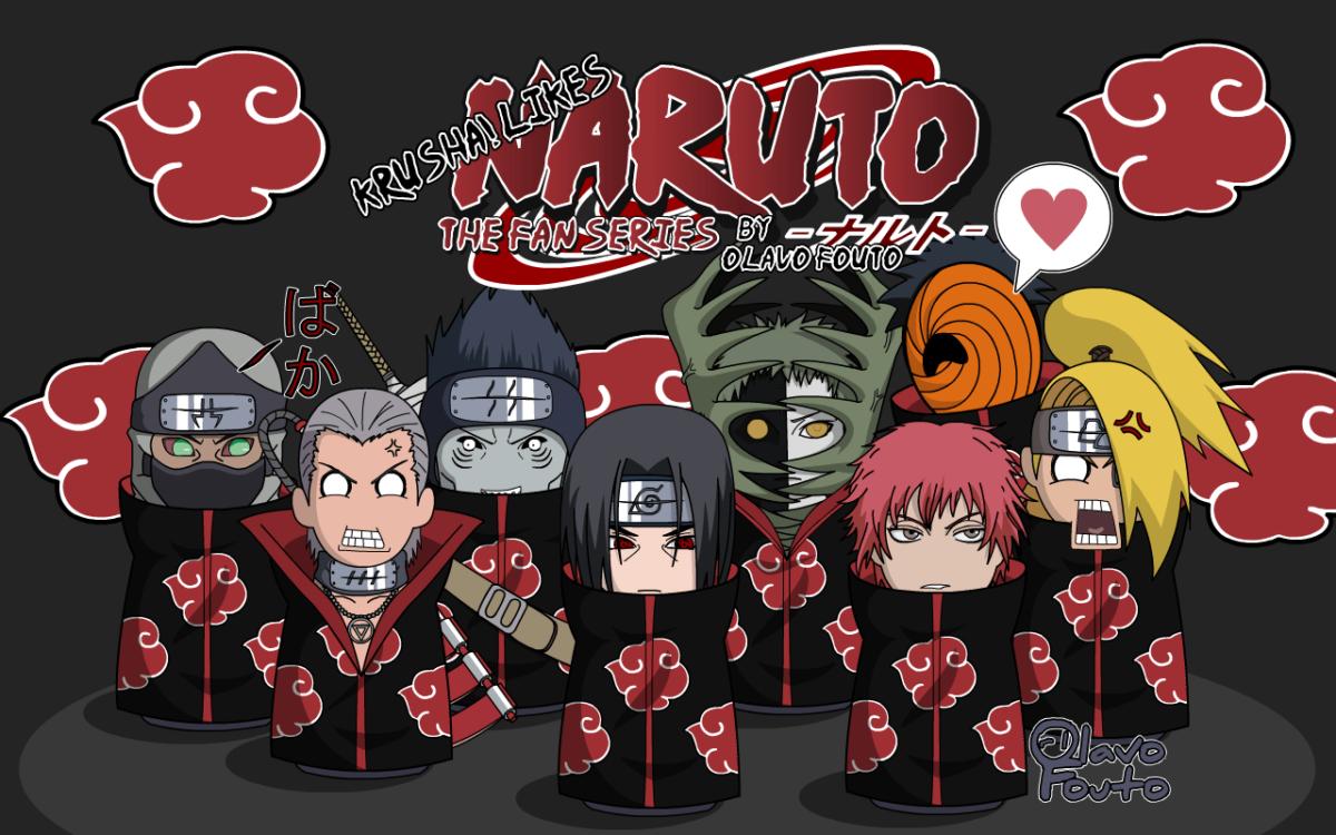 Akatsuki Naruto 16 Cool Wallpapers HD | HD Image Wallpaper