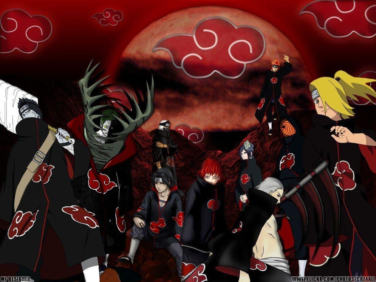 Naruto Akatsuki Wallpapers And Backgrounds 17008 HD Wallpapers …