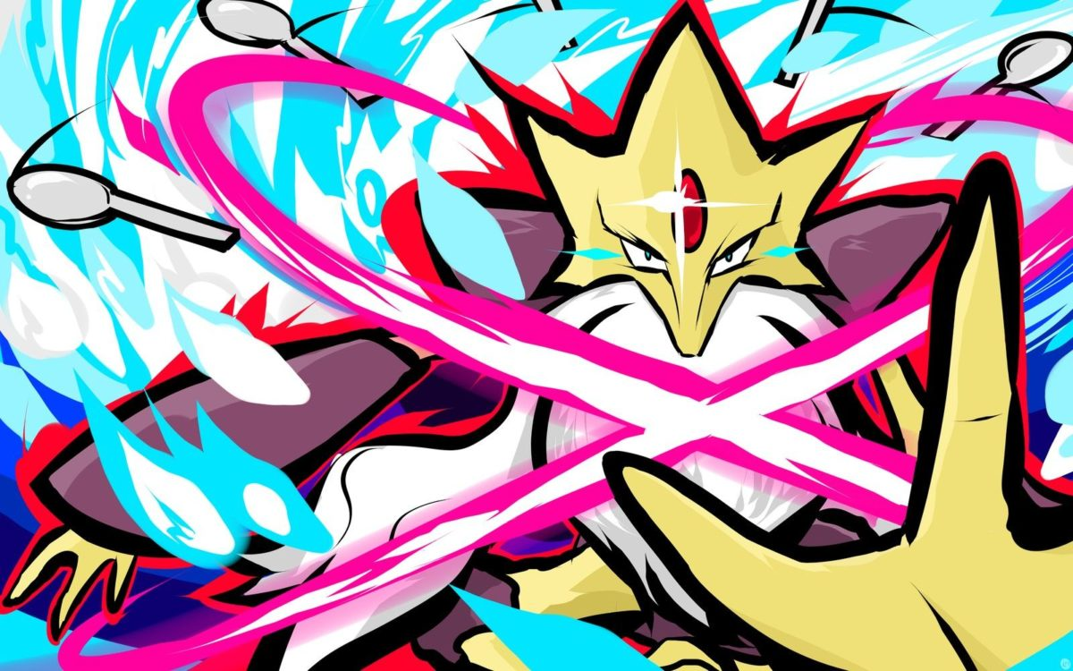 ishmam, Pokémon, Alakazam, Mega Alakazam Wallpapers HD / Desktop …