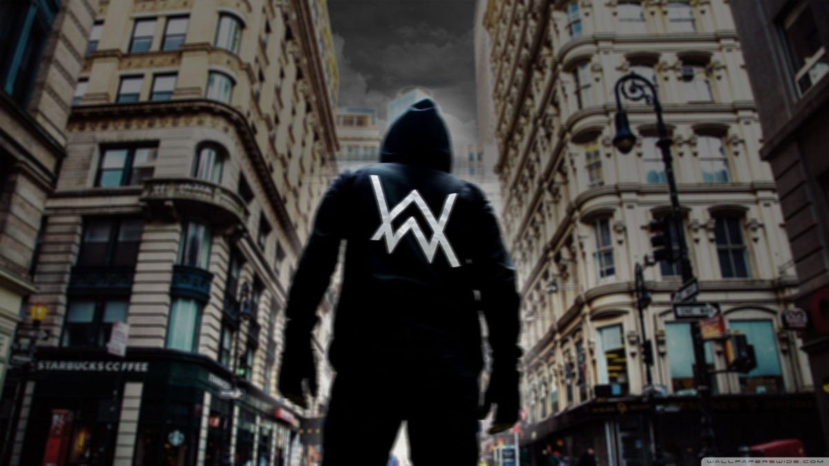 Alan Walker HD desktop wallpaper : High Definition
