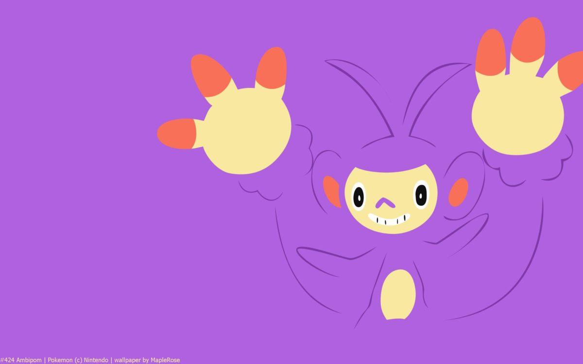 Ambipom   Pokemon GO Hub