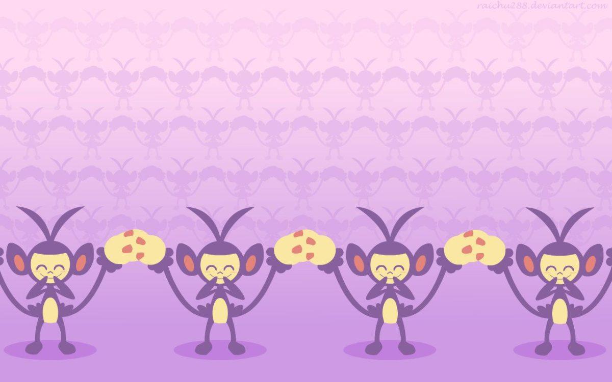 Ambipom Wallpaper by raichu288 on DeviantArt