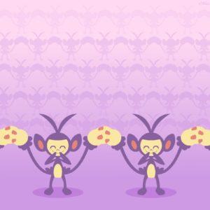 download Ambipom Wallpaper by raichu288 on DeviantArt