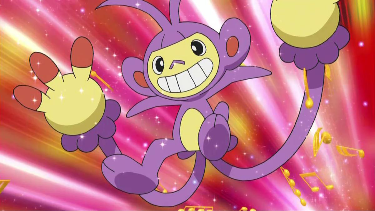 Pokémon by Review: #190, #424: Aipom & Ambipom