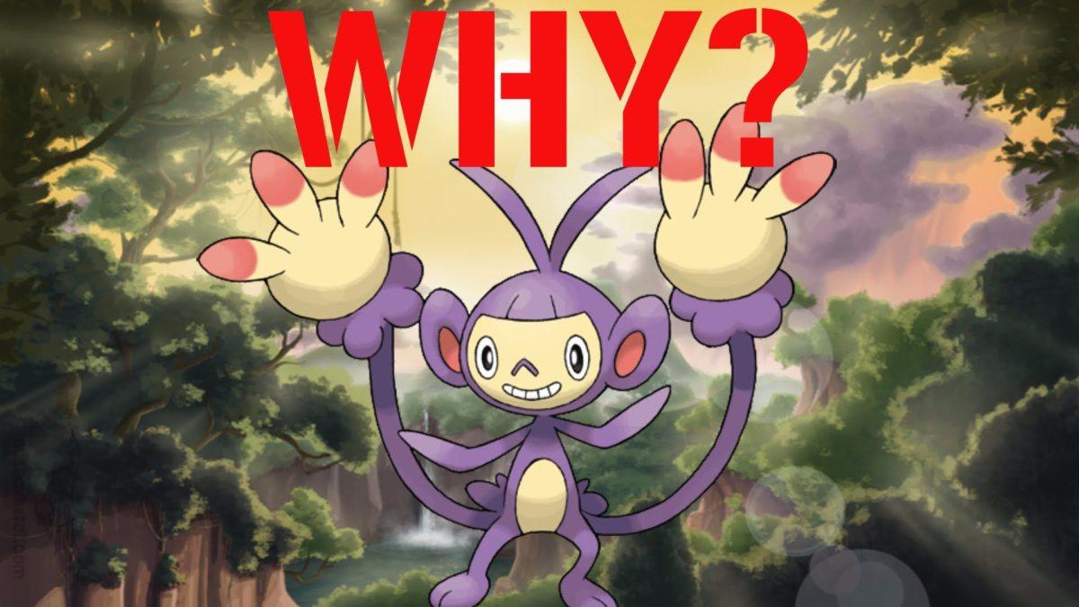 Why Mega Evolve? #120 Ambipom – YouTube